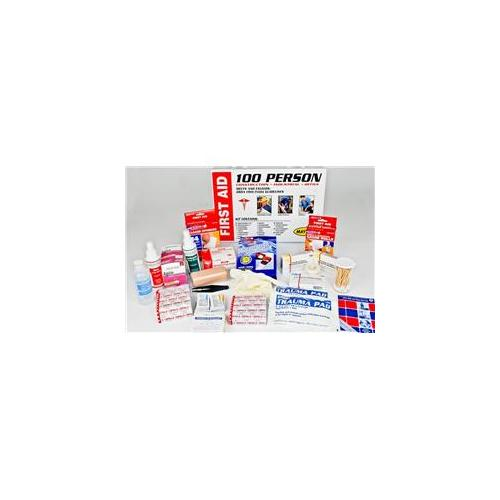 MAYDAY FA-CAB-100 100 Person First Aid Cabinet