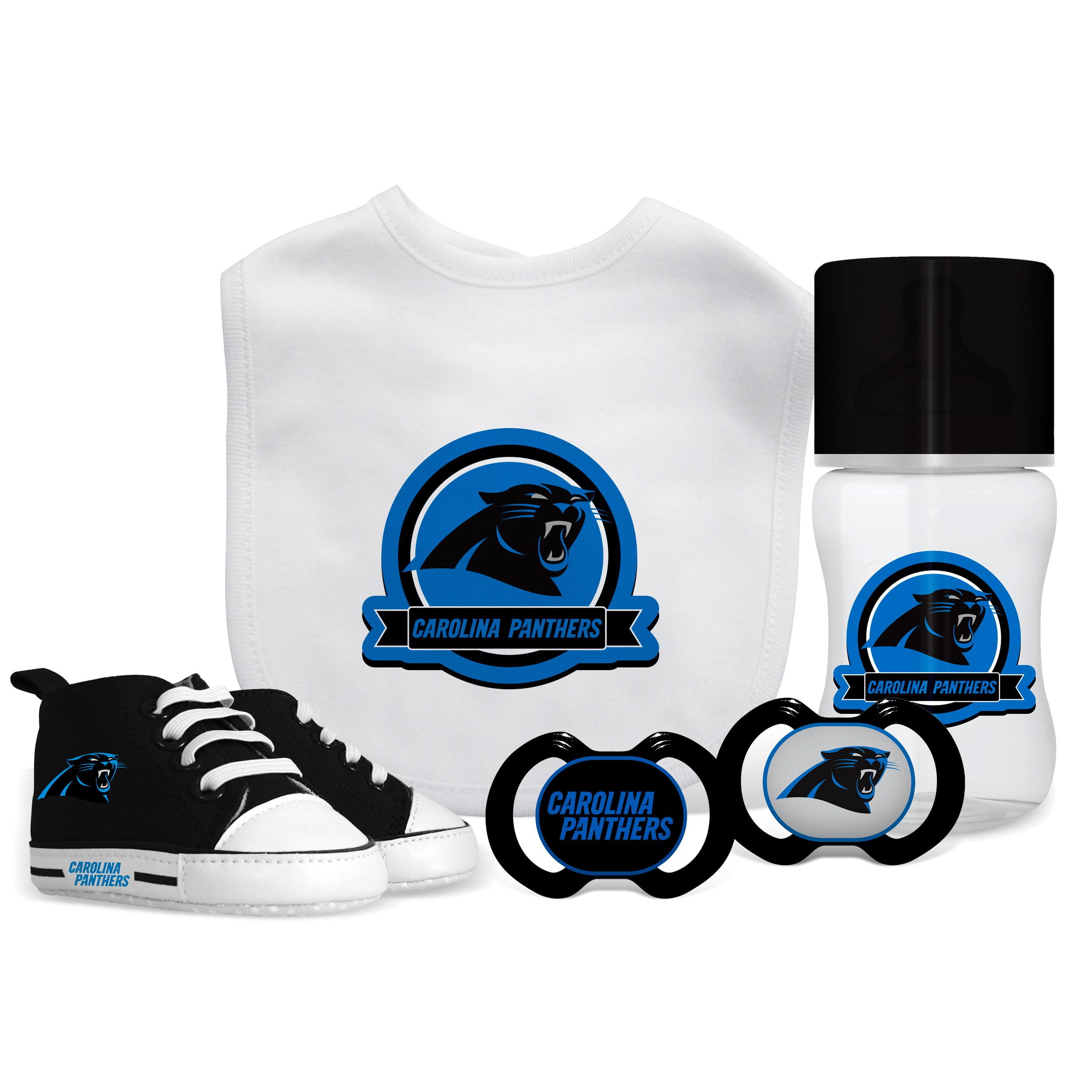 NFL Carolina Panthers 5-Piece Baby Gift Set