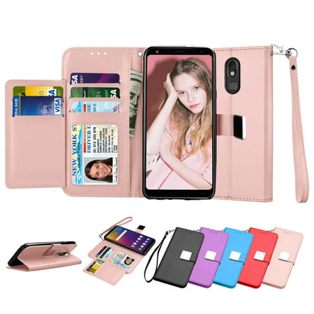 Galaxy A10E Case, Samsung A10E Wallet Case, Galaxy A10E 5.8