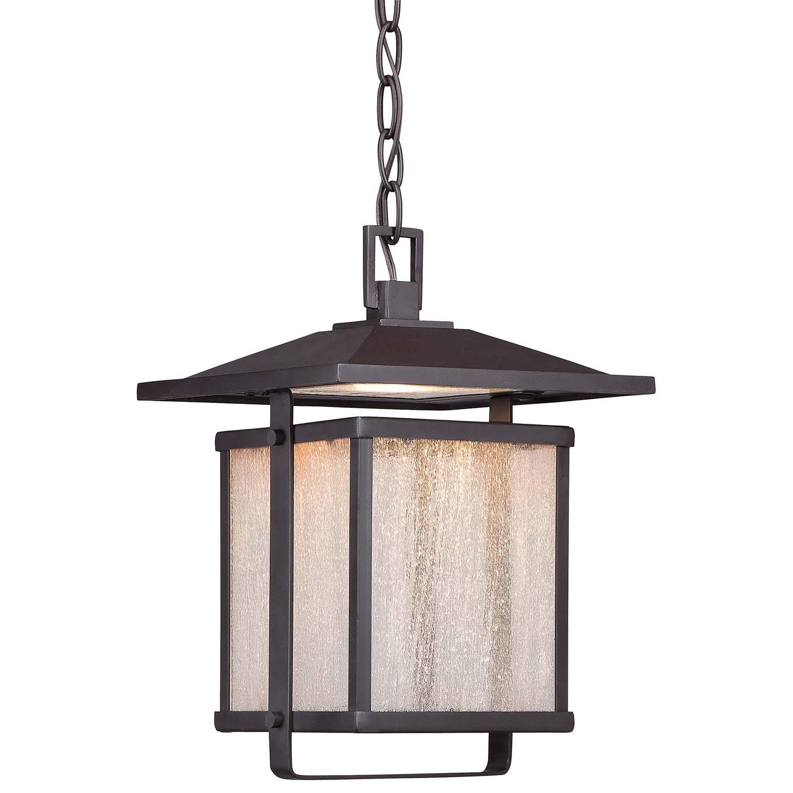 Minka Lavery Hillsdale 8164-615B-L Outdoor Hanging Light