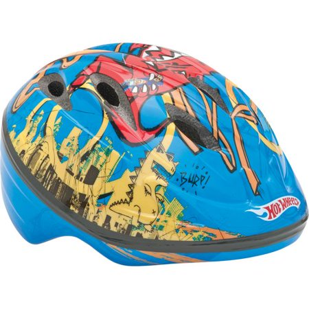 Hot Wheels Trail Blazer Helmet Toddler Walmart Com