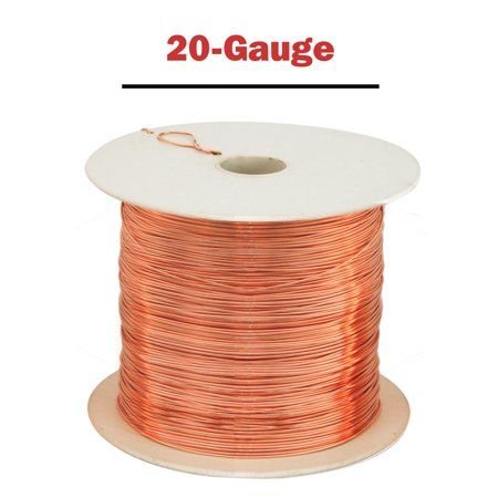 Parawire Copper Wire - 20-Gauge, 1635 ft. spool