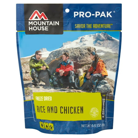 Mountain House Rice and Chicken Pro-Pak®