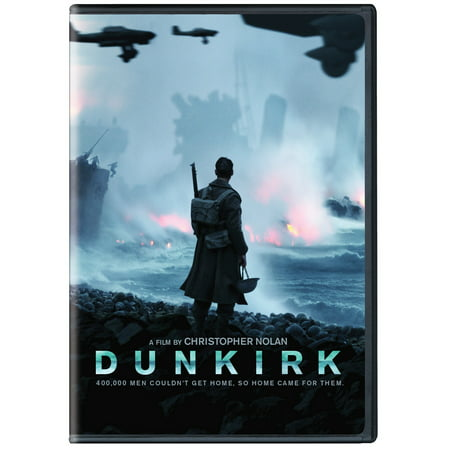 Dunkirk (2017) (DVD) - Bones Halloween Mix 2017