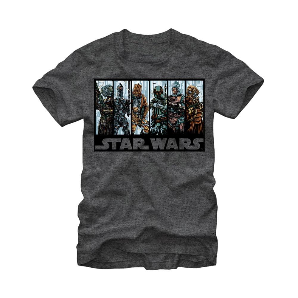 Star Wars Men's Bounty Hunters' Guild T-Shirt