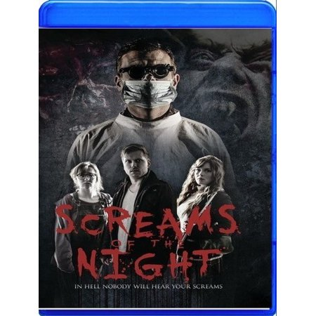 Screams of the Night (Blu-ray) - Halloween Horror Nights Scream 4