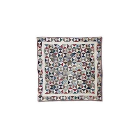 Patch Magic Kaleidoscope Throw 50  X 60