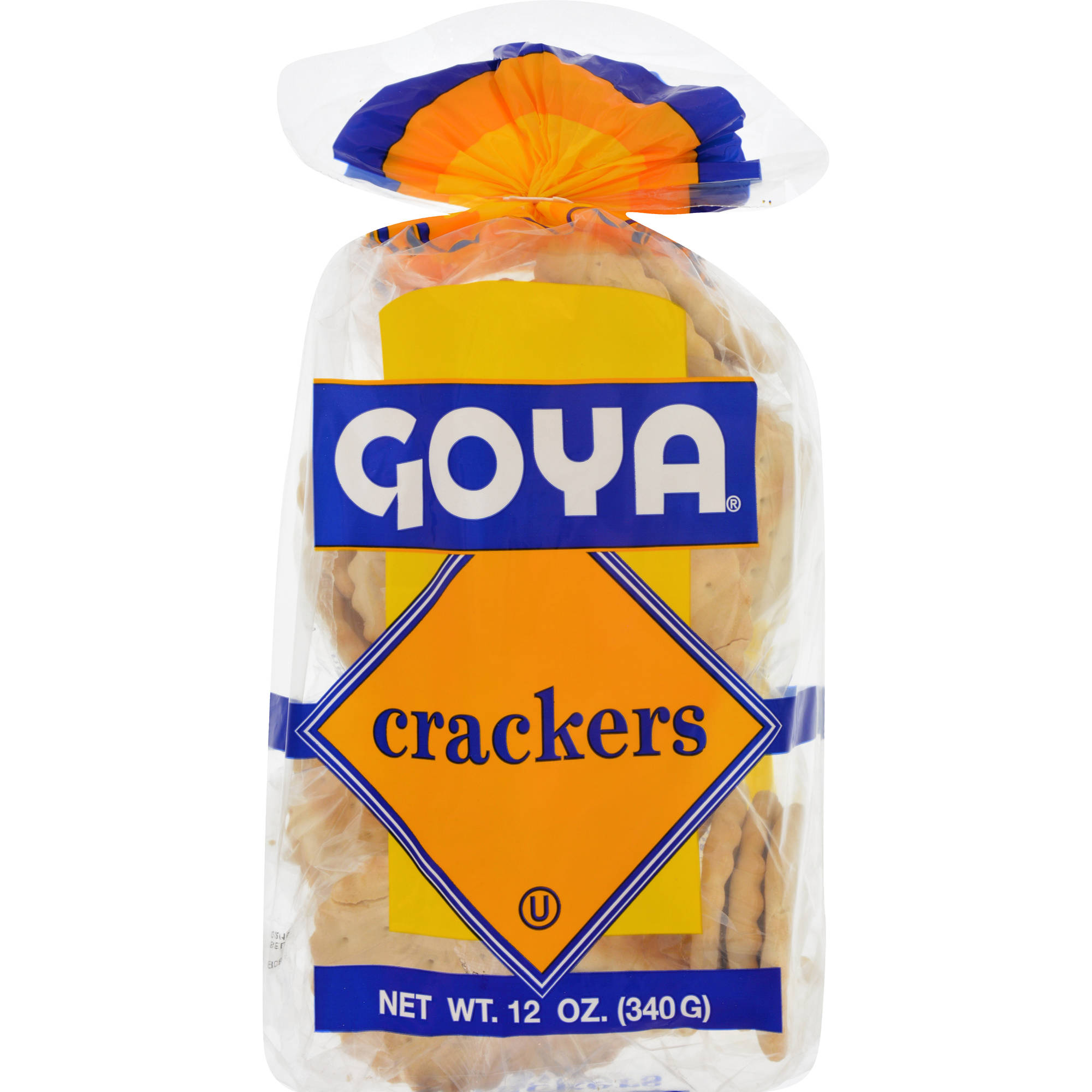(2 Pack) Goya Crackers, 12 oz