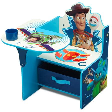 Disney/Pixar Toy Story 4 Chair Desk with Storage Bin by Delta
