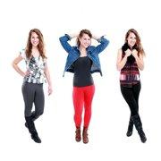 True Rock Women's Fleece Lined Leggings (3-Pack)