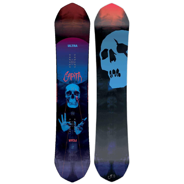Capita 2018 Ultrafear 153 Snowboard by