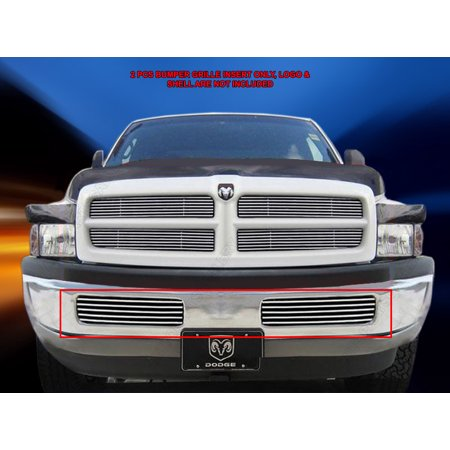 Fedar Lower Bumper Billet Grille For 1999-2001 Dodge Ram (911 Ram)