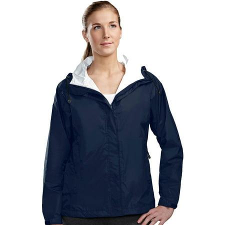 Tri-Mountain Women's Waterproof Lightweight Shell Jacket