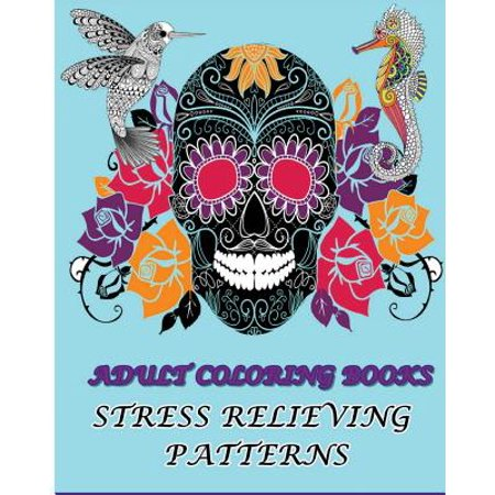 Adult Coloring Books Stress Relieving Patterns Stress