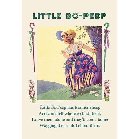 Little Bo Peep or Little Bo Peep has lost her sheep is a popular English language nursery rhyme  The earliest record of this rhyme is in a manuscript of - Little Bo Peep And Sheep Costume