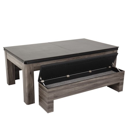 Atomic 7 Apos Hampton 3 In 1 Combination Table Includes