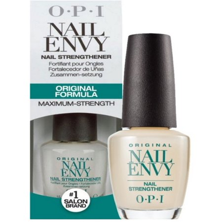 OPI Nail Envy, Nail Strengthener Maximum Strength , Original 0.5 oz ...