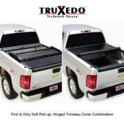 Truxedo 771801 TruXedo Deuce Tonneau Cover; Black;