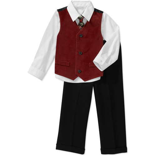 George Baby Toddler Boy 4-Piece Dressy Set