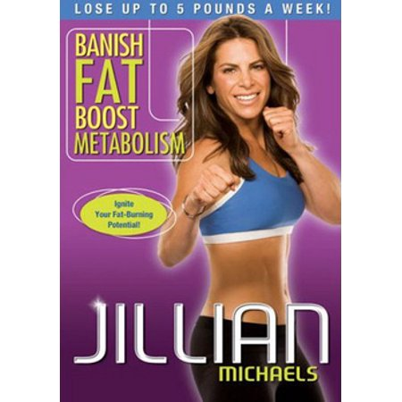 Jillian Michaels: Banish Fat Boost Metabolism (Jillian Michaels Ripped In 30 Level 2)