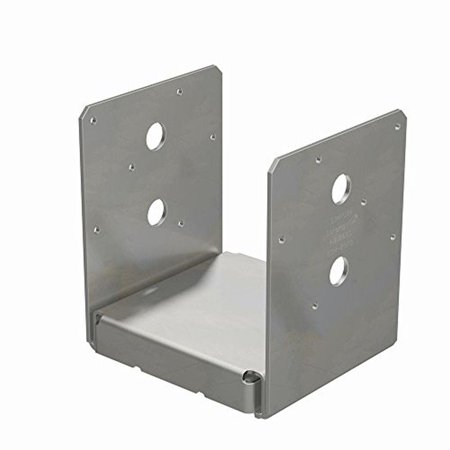 Simpson ABU66SS Stainless Adj Post Base, 6