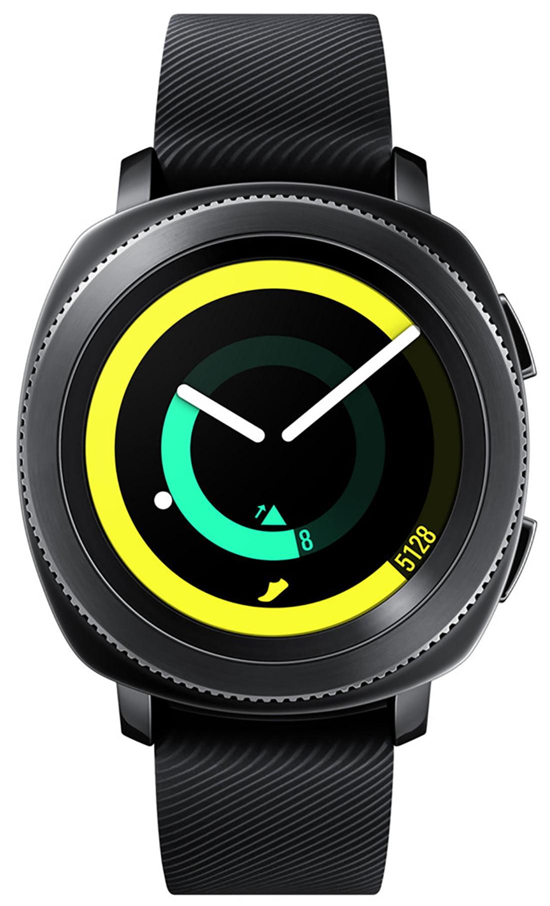 SAMSUNG Gear Sport Black SM-R600NZKAXAR by Samsung