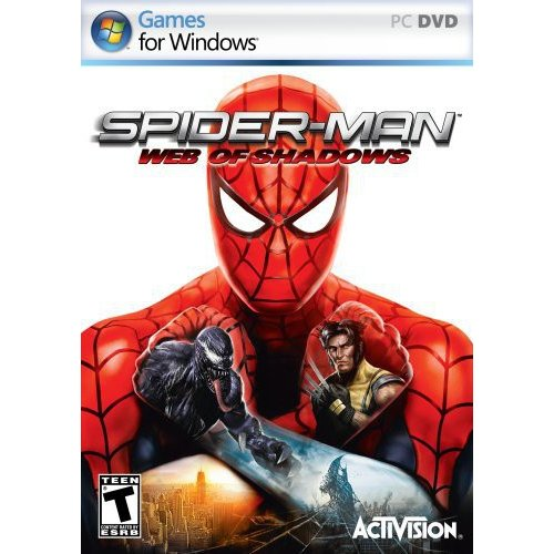 Spider-Man: Web of Shadows (PC-DVD)