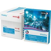 Xerox Vitality Inkjet Copy & Multipurpose Paper, White
