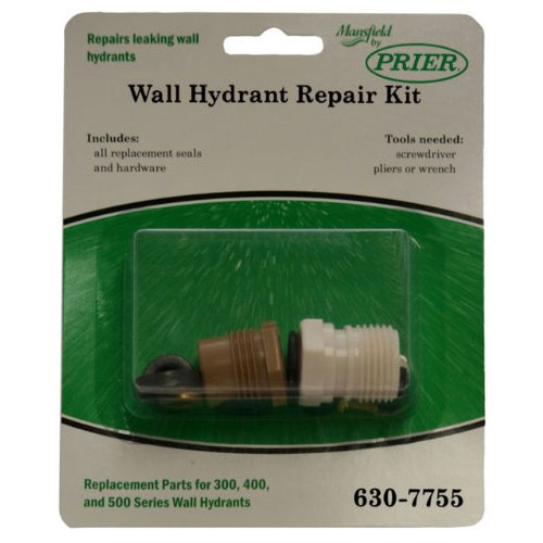 PRIER PRODUCTS INC 630-7755 Wall Hydrant Servic Kit