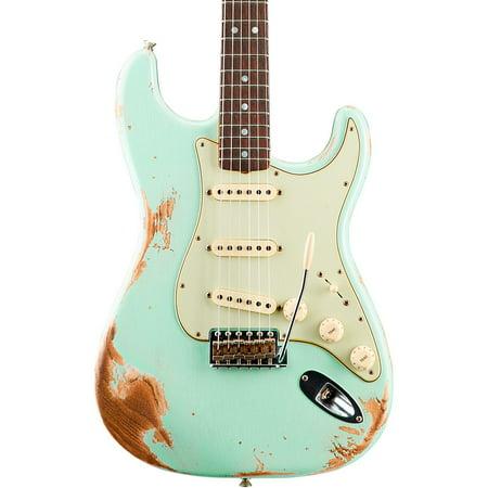Fender Custom Shop 1965 Heavy Relic Stratocaster Electric Guitar (Fender Custom Shop Stratocaster)