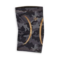 Tommie Copper Sport Compression Knee Sleeve, Grey Camo, Small/medium