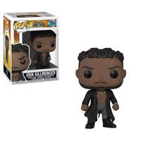 Funko Pop! Marvel: Black Panther - Erik Killmonger w/ Scars
