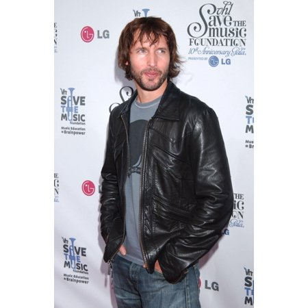 Blunt Peach - James Blunt At Arrivals For 10Th Anniversary Gala Of The Vh1 Save The Music Foundation Lincoln Center New York Ny September 20 2007 Photo By Kristin CallahanEverett Collection Celebrity