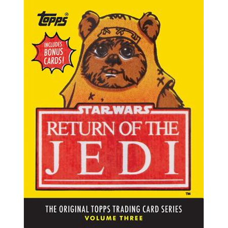 Star Wars: Return of the Jedi : The Original Topps Trading Card Series, Volume Three ()