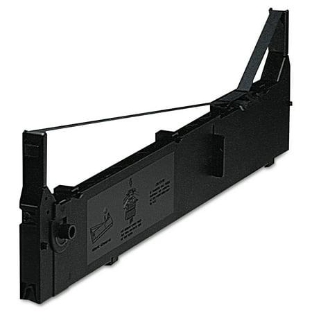 Epson 8766 Ribbon, Black - 8766 Black Printer Ribbon