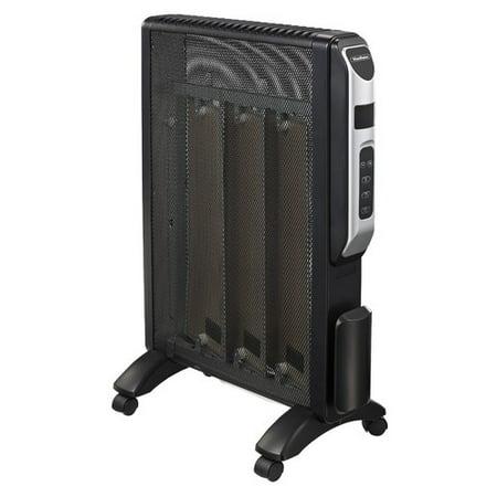 VonHaus 1,500 Watt Micathermic Radiant Panel Heater with Thermostat