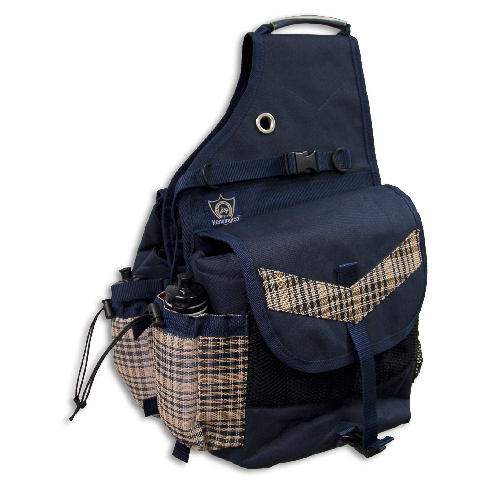 Kensington Protective Products Insulated Western Saddle Bag with Bottles