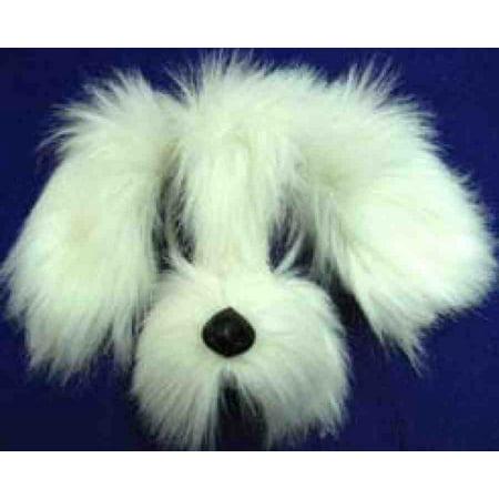 Slipknot Band Masks (Puppy Mask Costume Headband Adult One)