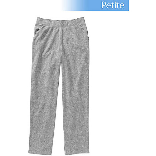 White Stag Women's French Terry Pants, Petite