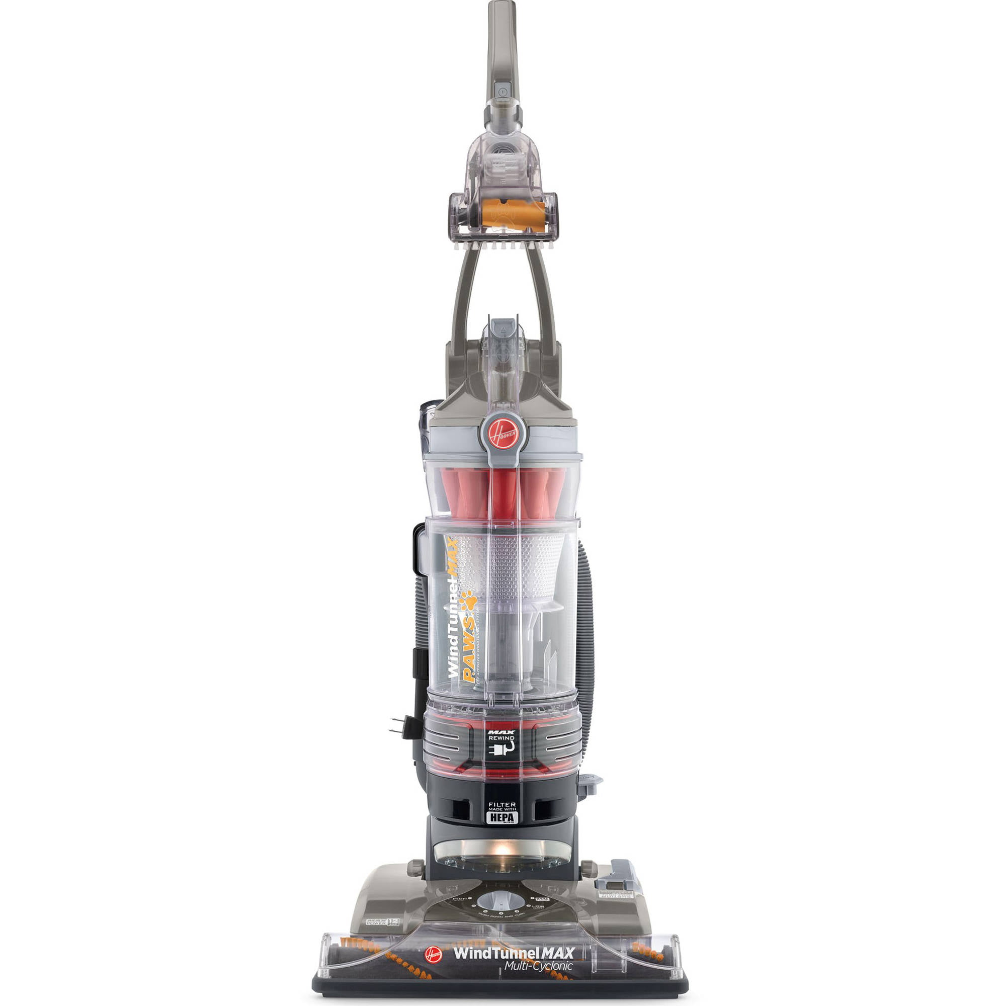 Hoover WindTunnel Max Pet Plus MultiCyclonic Bagless Upright Vacuum