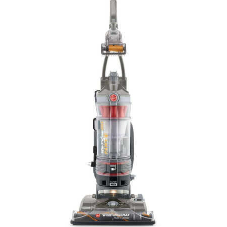 Hoover WindTunnel Max Pet Plus Multi-Cyclonic Bagless Upright Vacuum, UH70605
