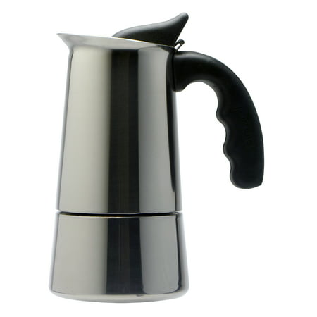 Primula Stainless Steel 6 Cup Stovetop Espresso Maker - (Best Philips Home Espresso Machines)