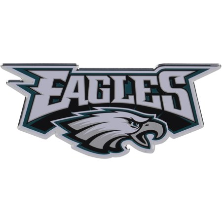 NFL Philadelphia Eagles Alternative Color Bling Emblem Nfl Football Emblem