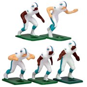 Miami Dolphins White Uniform Action Figures Set