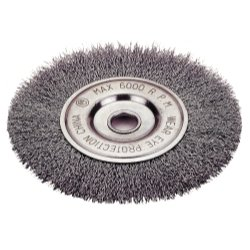 Crimped Wheel Brush - WHEEL BRUSH 4