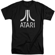 Atari - Rough Logo - Tall Fit Short Sleeve Shirt - X-Large