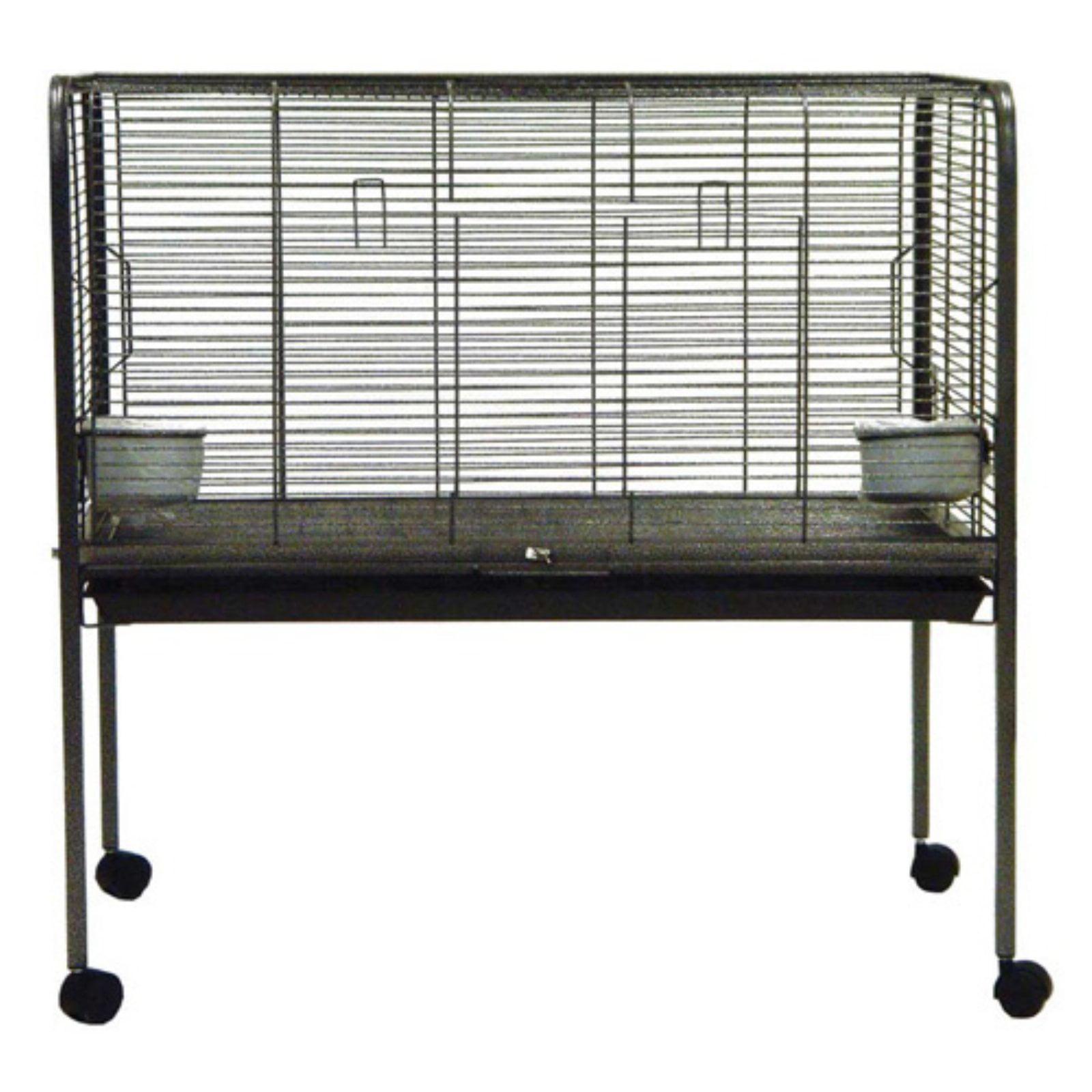 YML Rolling Rabbit Cage - Walmart.com