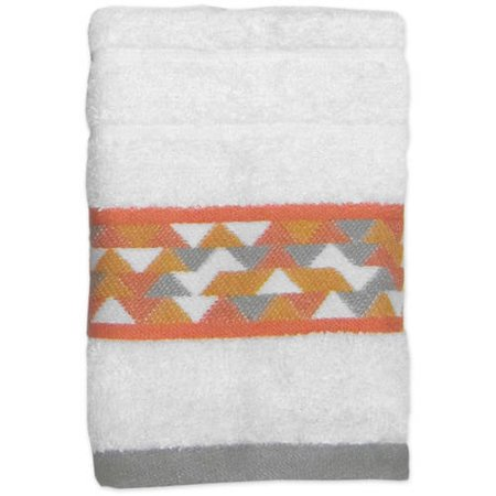Better Homes And Gardens Coral Triangle Bath Towel