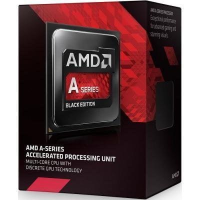 AMD AD767KXBJCBOX AMD A8-7670K Quad-Core APU Godavari Processor 3.6GHz Socket