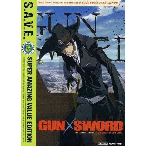 Gun X Sword: The Complete Series (S.A.V.E.) (Japanese)